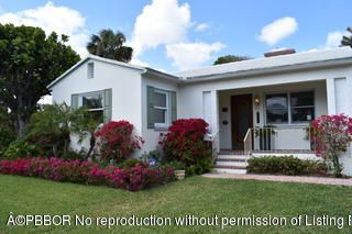 317 Granada Road - West Palm Beach, Florida