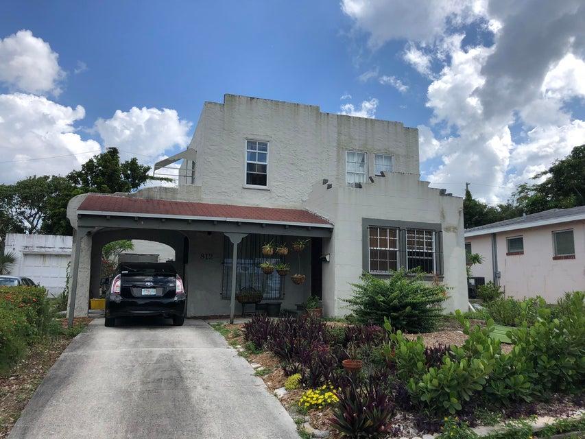 812 35th Street - West Palm Beach, Florida
