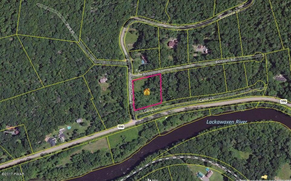 5 Blossom Rd Lackawaxen, PA 18435 - MLS #: 17-1287