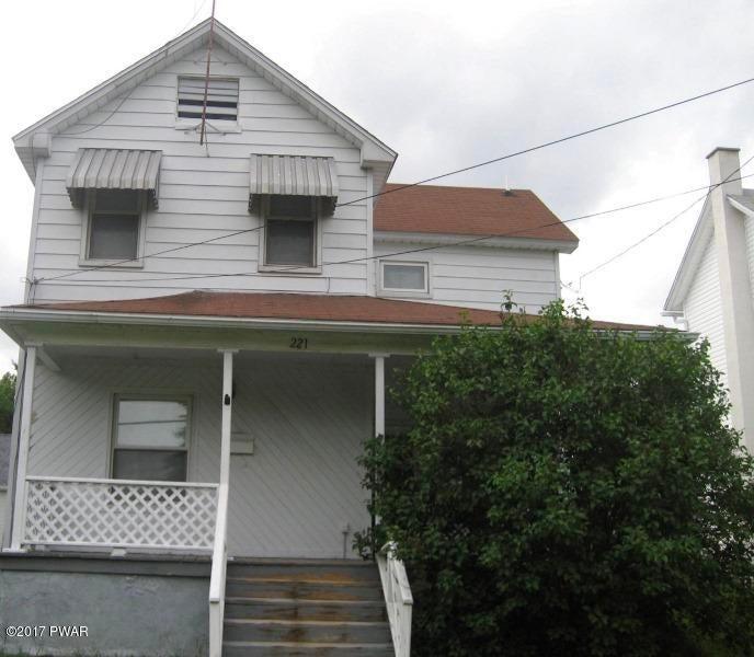 221 Ash St Vandling, PA 18421 - MLS #: 17-2776