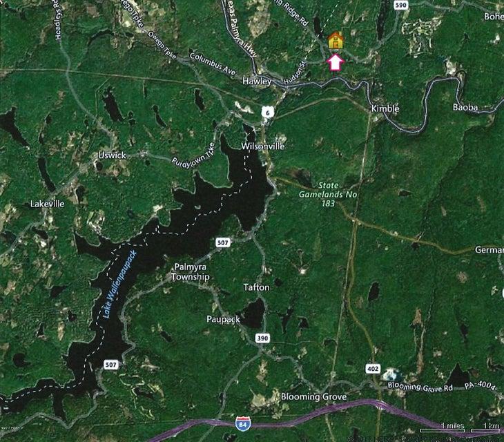 10 Woodledge Hills Dr Hawley, PA 18428 - MLS #: 17-2927