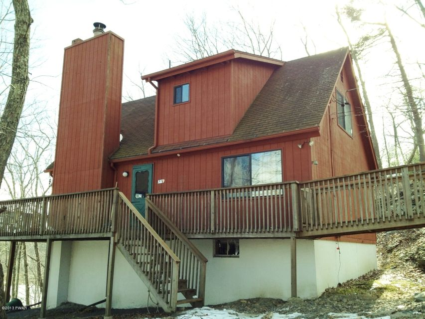167 Lakewood Dr Dingmans Ferry, PA 18328 - MLS #: 17-3490