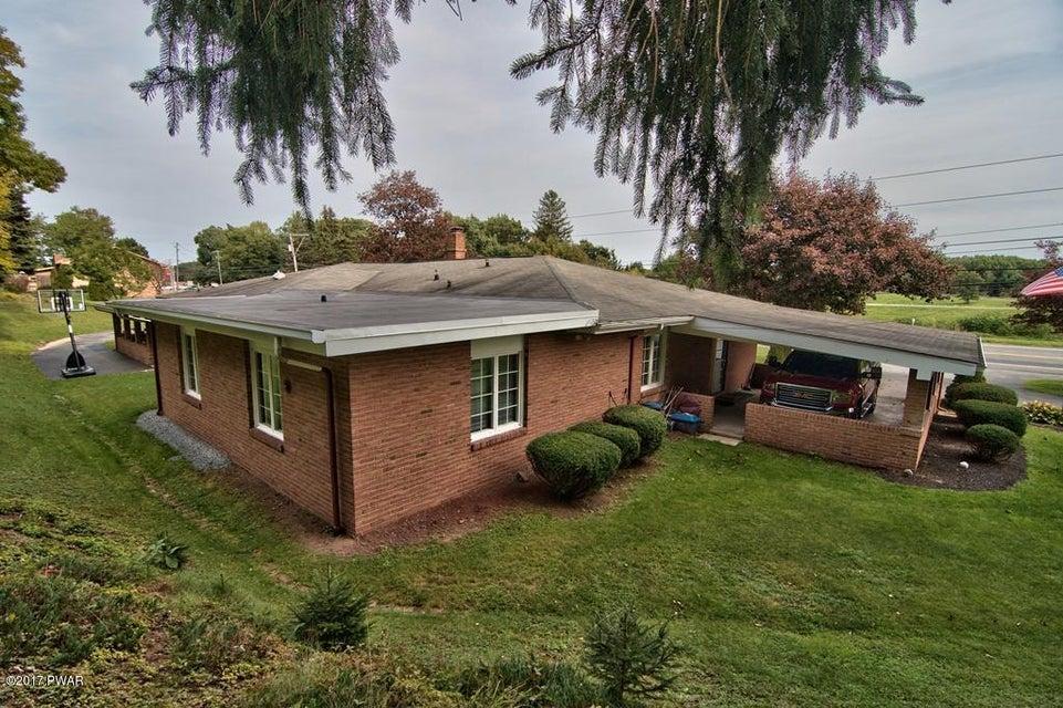1151 Sr 348 Mt Cobb Rd Jefferson Township, PA 18436 - MLS #: 17-4235