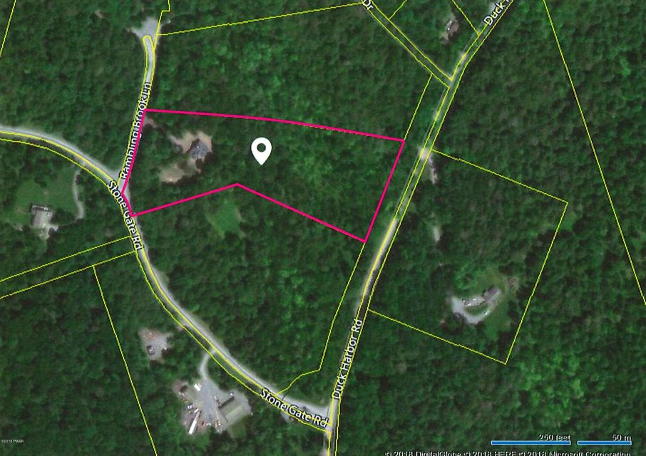 10 Rambling Brook Ln Equinunk, PA 18417 - MLS #: 18-193