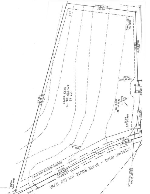 Lot 2 Route 196 Sterling, PA 18463 - MLS #: 18-365