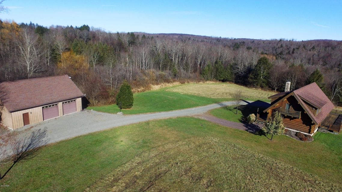 968 Upper Woods Rd Honesdale, PA 18431 - MLS #: 17-4497