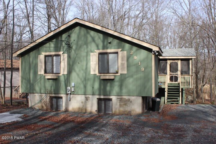 2919 South Fairway Lake Ariel, PA 18436 - MLS #: 18-440