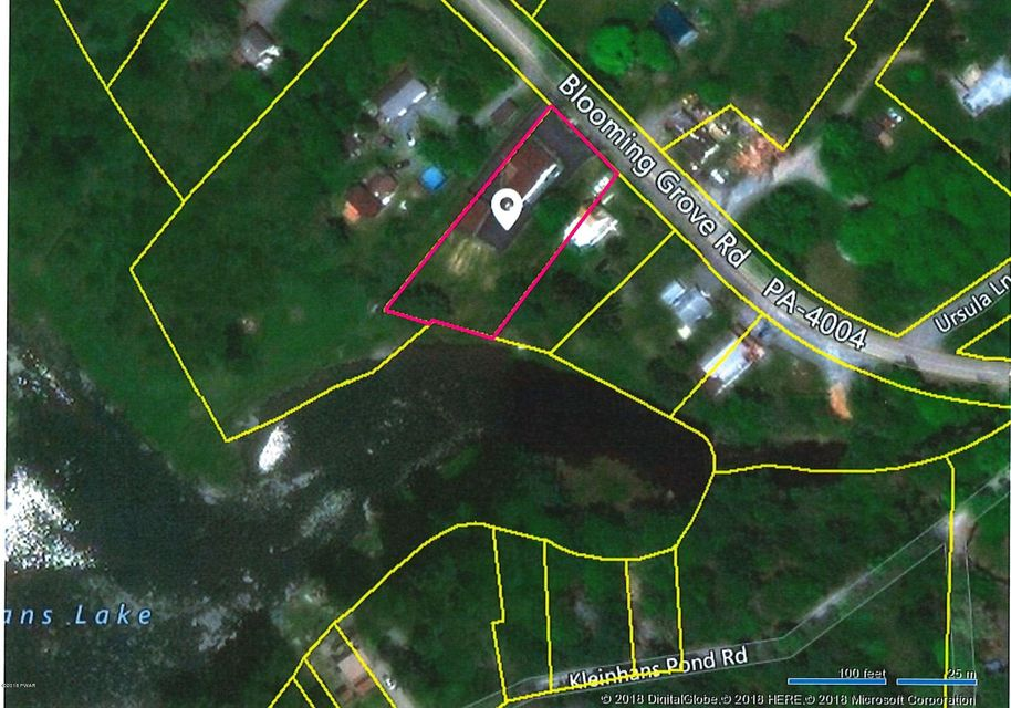 672 Blooming Grove Rd Hawley, PA 18428 - MLS #: 18-450