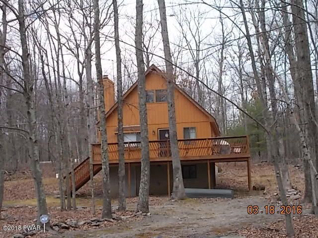 143 Panda Dr Dingmans Ferry, PA 18328 - MLS #: 18-486