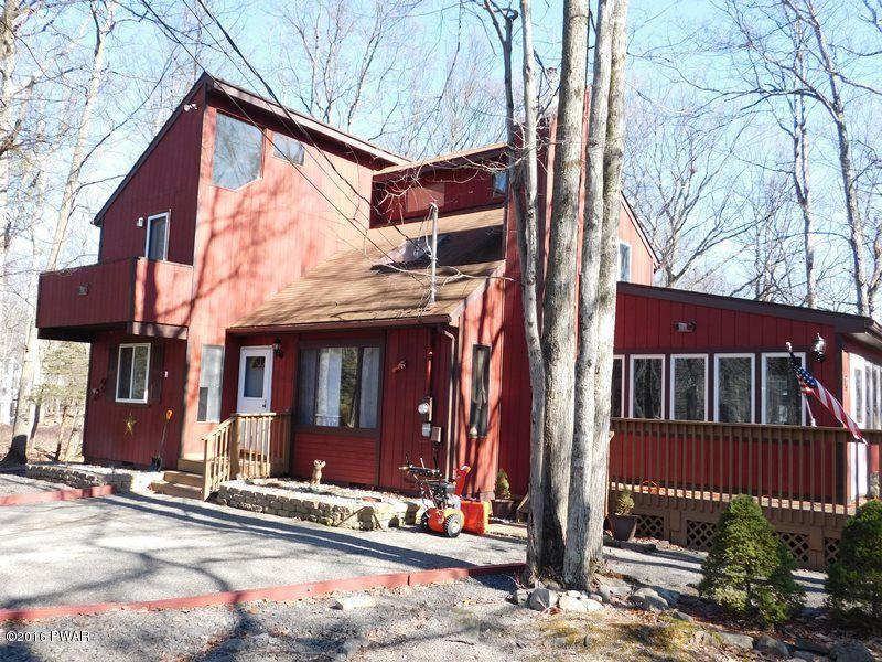 127 Franklin Dr Lords Valley, PA 18428 - MLS #: 18-502
