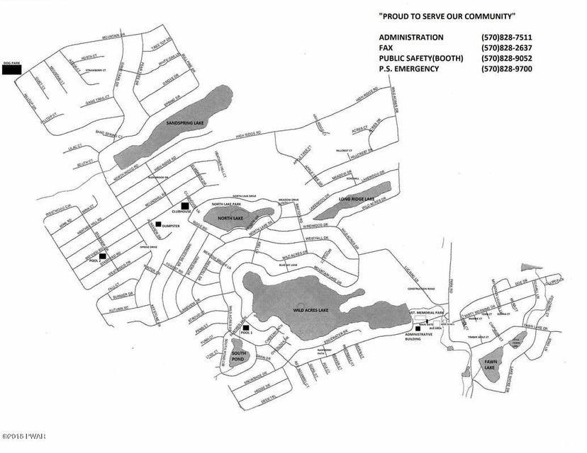 145 Doe Dr Dingmans Ferry, PA 18328 - MLS #: 18-532