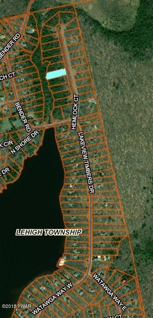 Lot 117 Hemlock Ct Gouldsboro, PA 18424 - MLS #: 18-2028