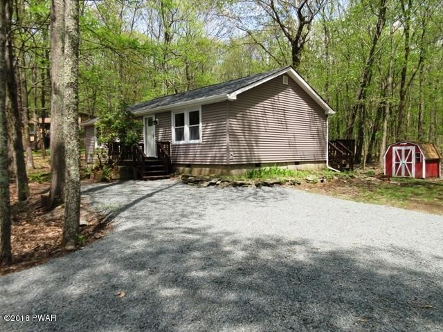 804 Pastern Ct Lords Valley, PA 18401 - MLS #: 18-50