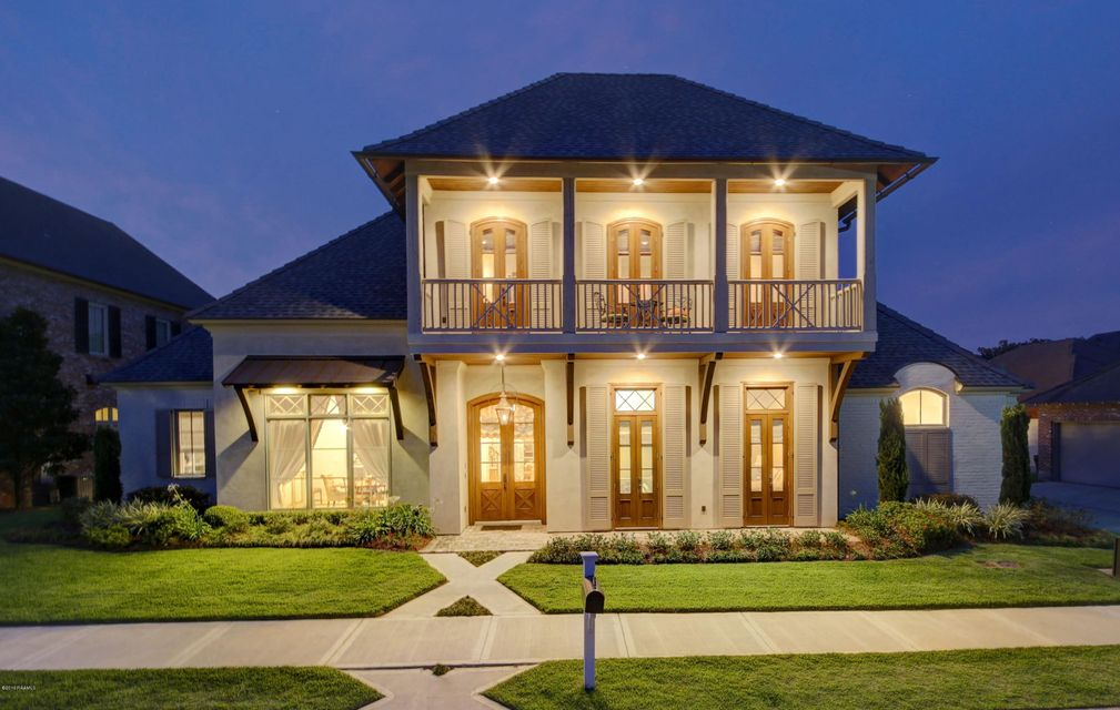 Lafayette homes for sale for Custom home builders lafayette la