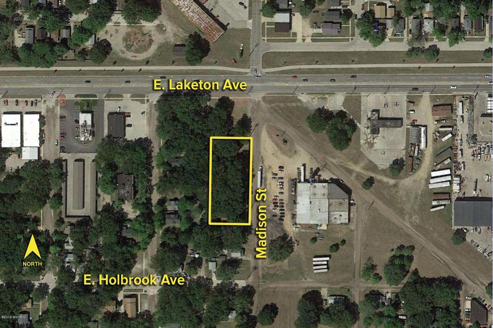 Land for Sale at 1835-1875 Madison Muskegon, Michigan 49442 United States