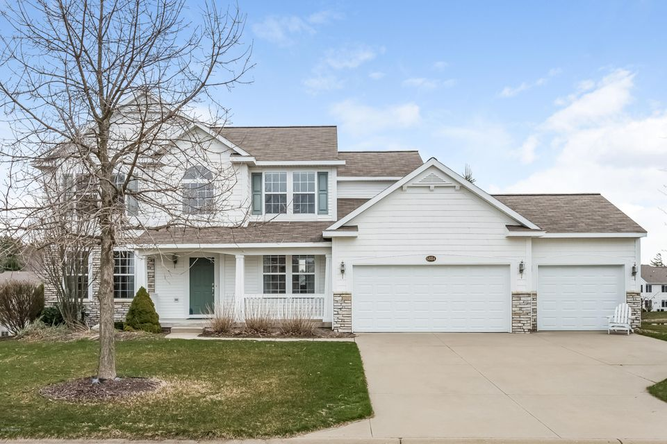 Single Family Home for Sale at 6884 Windflower Norton Shores, Michigan 49444 United States