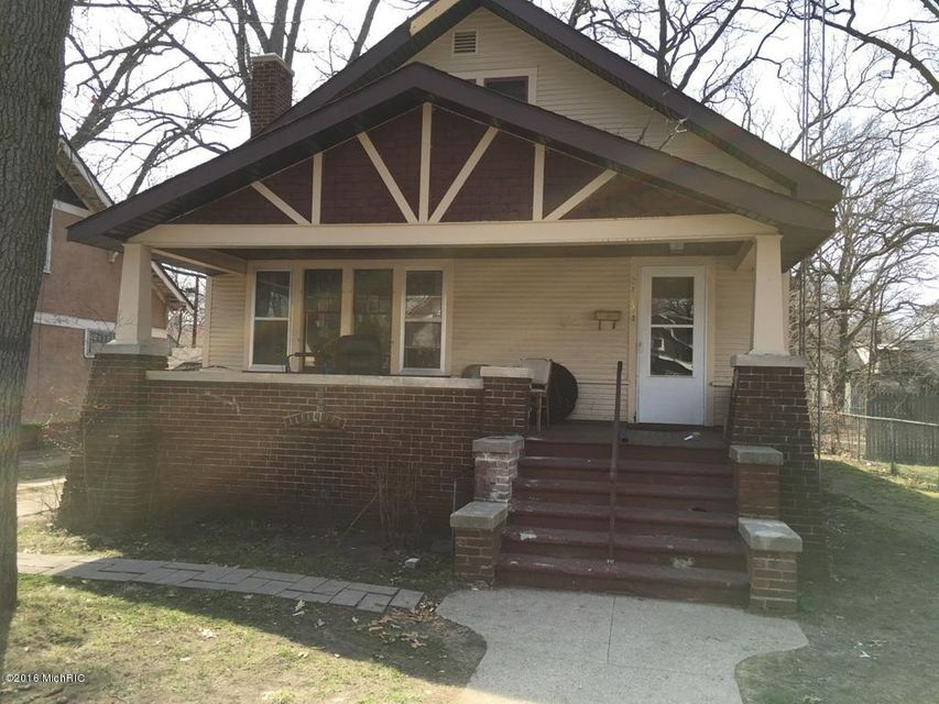 Single Family Home for Sale at 2115 Sanford Muskegon Heights, Michigan 49444 United States