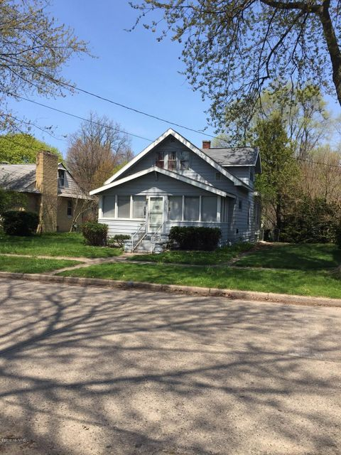 Single Family Home for Sale at 766 Larch Muskegon, Michigan 49441 United States
