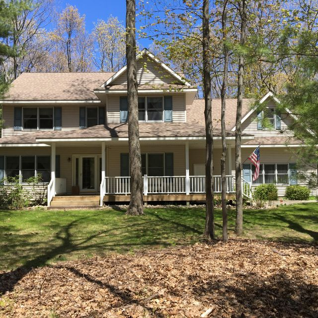 Single Family Home for Sale at 1424 Timber Ridge Manistee, Michigan 49660 United States