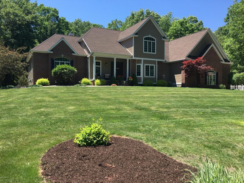 Single Family Home for Sale at 851 BEAR LAKE Muskegon, Michigan 49445 United States