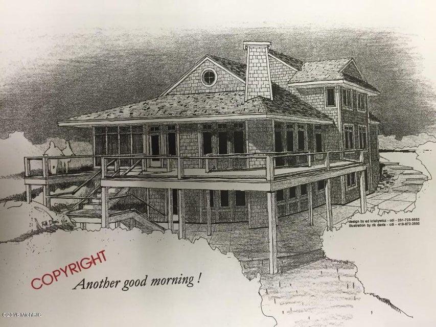 独户住宅 为 销售 在 Lot A1 Merkey Manistee, 密歇根州 49660 美国
