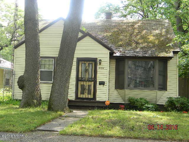 Single Family Home for Sale at 3004 Temple Muskegon Heights, Michigan 49444 United States