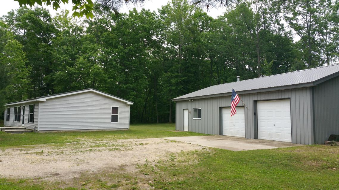 Single Family Home for Sale at 16973 HOXEYVILLE Wellston, Michigan 49689 United States