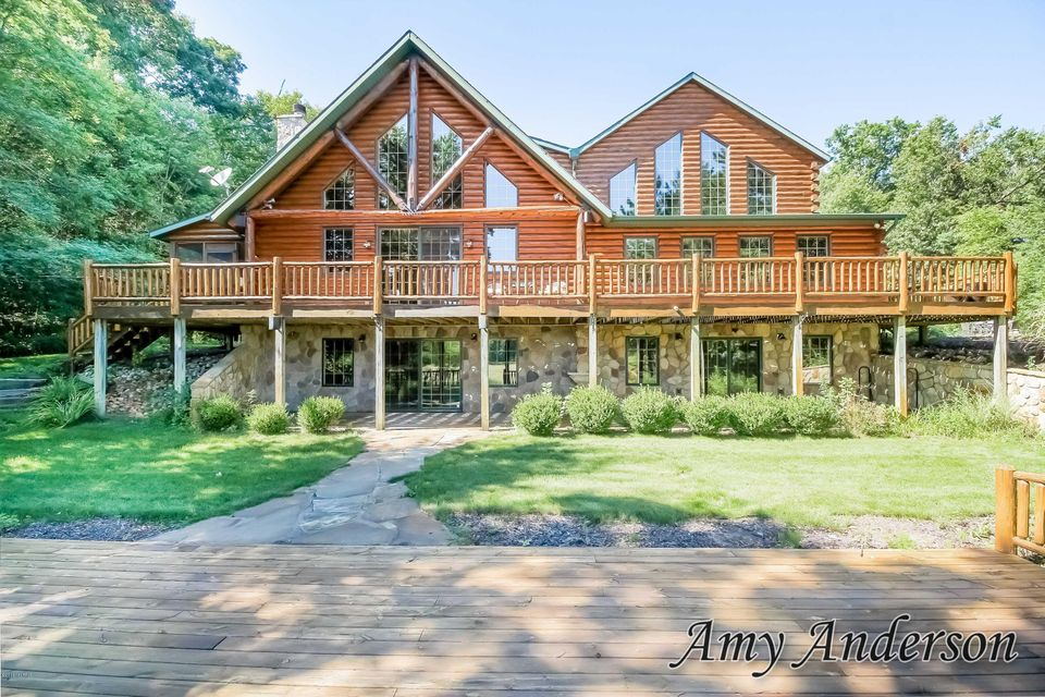 Single Family Home for Sale at 11206 Garfield Coopersville, Michigan 49404 United States