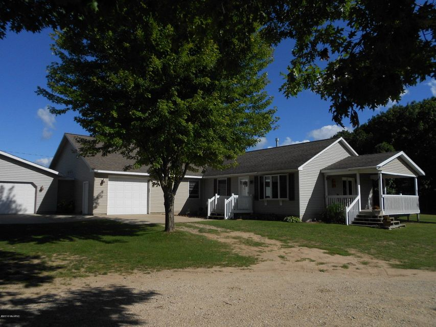 Single Family Home for Sale at 6177 MILLERTON Fountain, Michigan 49410 United States