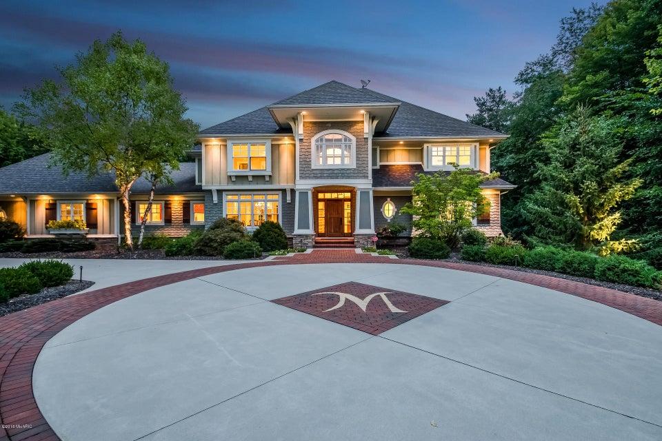Single Family Home for Sale at 6631 AVONLEA Grand Rapids, Michigan 49546 United States