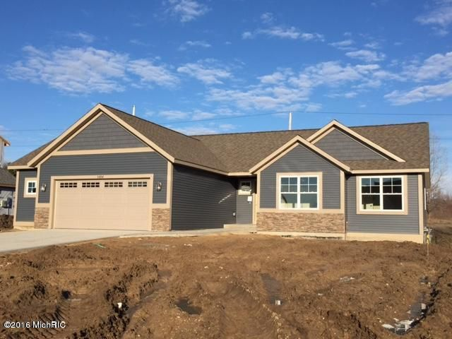 Single Family Home for Sale at Lot 4 Leonard Spring Lake, Michigan 49456 United States
