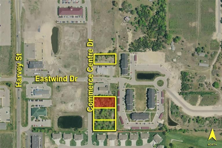 Land for Sale at 5960 Commerce Centre Muskegon, Michigan 49444 United States