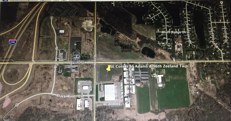 土地 为 销售 在 Adams 泽兰省, 密歇根州 49464 美国