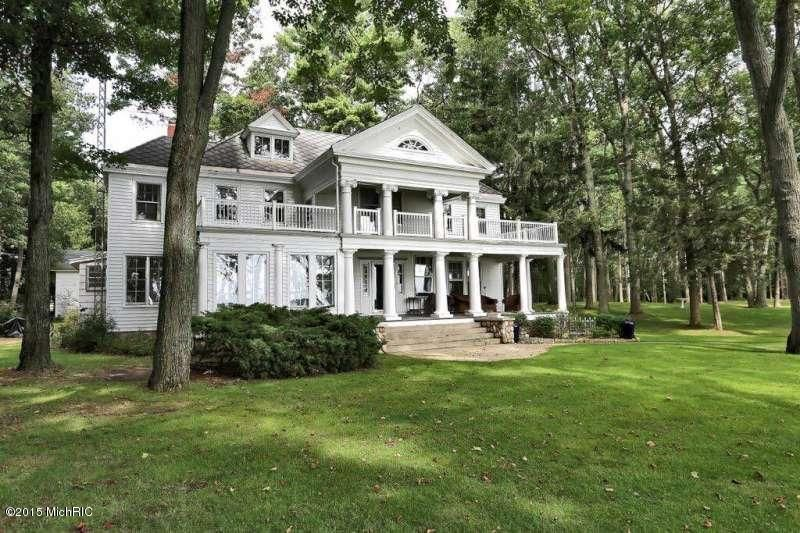 Farm / Ranch / Plantation for Sale at 5865 OLD CHANNEL Montague, Michigan 49437 United States