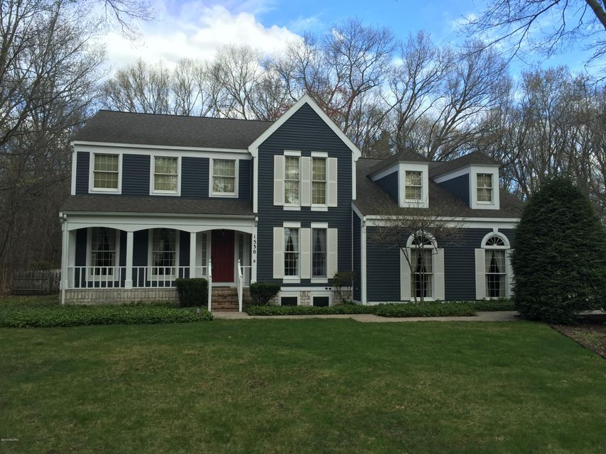 Single Family Home for Sale at 1530 Brookwood Norton Shores, Michigan 49441 United States