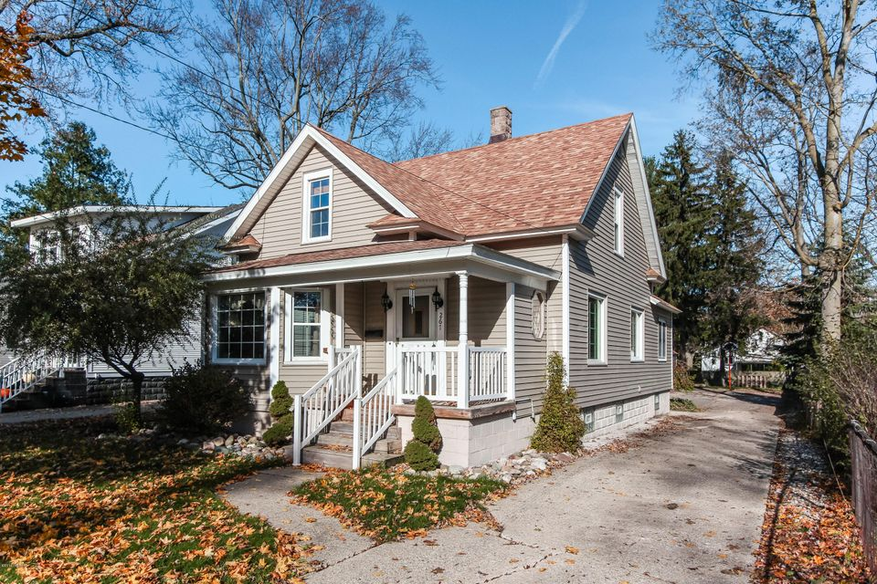 Single Family Home for Sale at 267 Mechanic Coopersville, Michigan 49404 United States