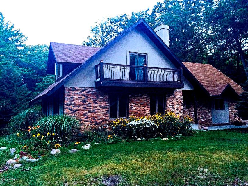 Single Family Home for Sale at 1455 SCENIC Muskegon, Michigan 49445 United States