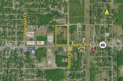 Farm / Ranch / Plantation for Sale at 2626 Apple Muskegon, Michigan 49442 United States