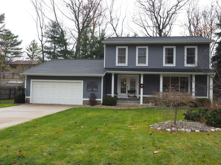Single Family Home for Sale at 2242 Blissfield Muskegon, Michigan 49441 United States