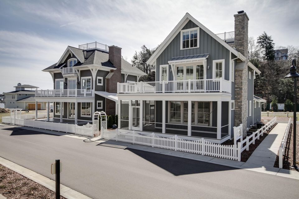Single Family Home for Sale at 2398 Interlake Walk Macatawa, Michigan 49434 United States