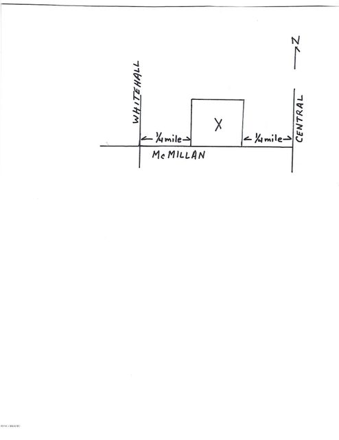 Land for Sale at 454 McMillan Muskegon, Michigan 49445 United States