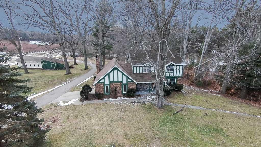 Single Family Home for Sale at 18791 West Spring Lake Spring Lake, Michigan 49456 United States