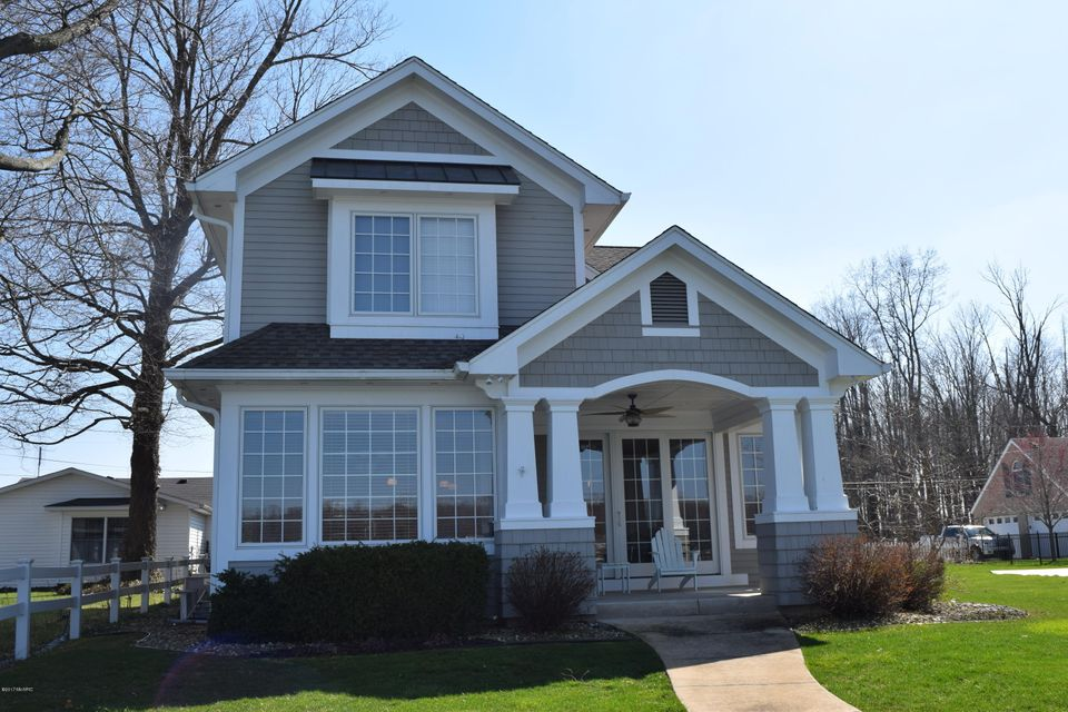 Single Family Home for Sale at 21178 Carlton Cassopolis, Michigan 49031 United States