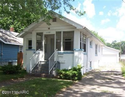 Single Family Home for Sale at 1138 Dale Muskegon, Michigan 49442 United States