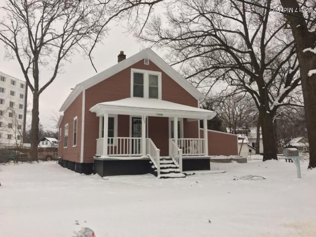 Single Family Home for Sale at 2916 Maffett Muskegon Heights, Michigan 49444 United States