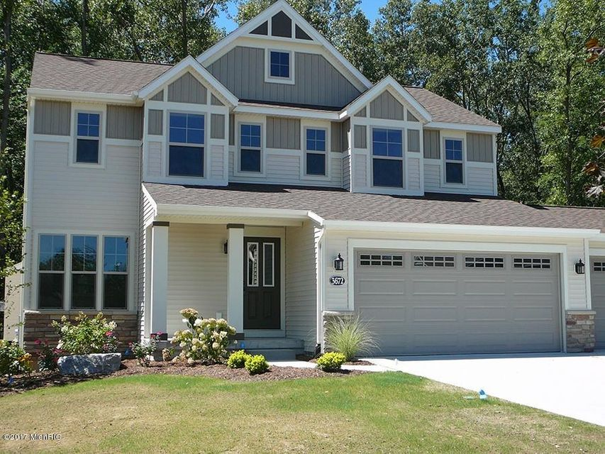 Single Family Home for Sale at 3582 Jamesfield Hudsonville, Michigan 49426 United States
