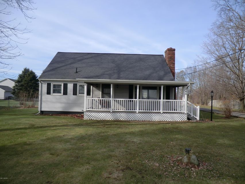 Single Family Home for Sale at 146 Chicago Coldwater, Michigan 49036 United States