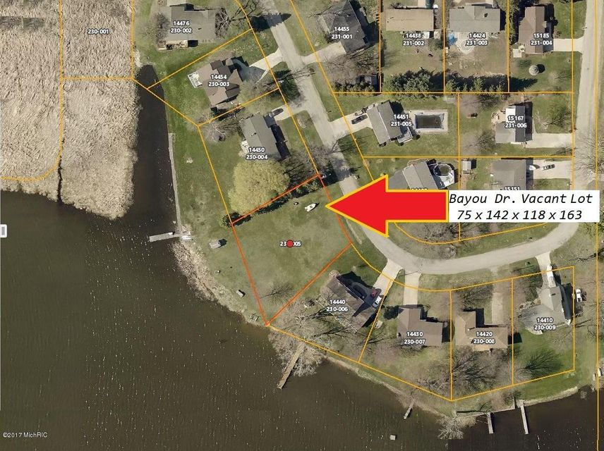 Land for Sale at Bayou Spring Lake, Michigan 49456 United States