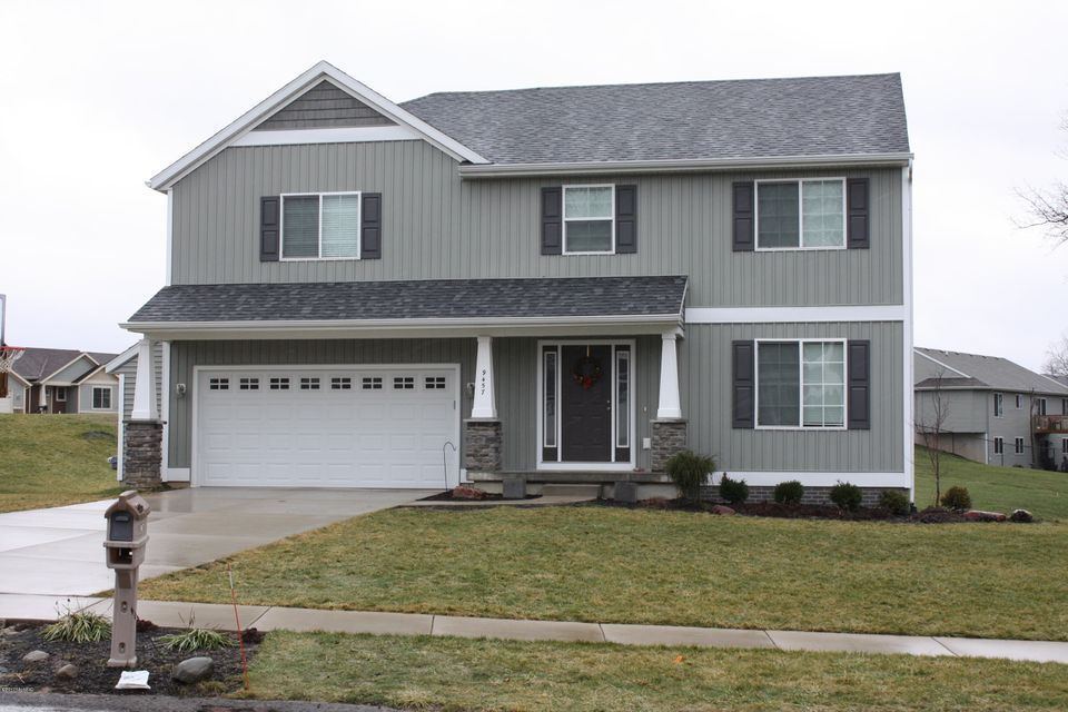 Single Family Home for Sale at 9457 Scotsmoor Caledonia, Michigan 49316 United States
