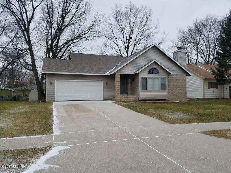 Single Family Home for Sale at 1439 Garrison Muskegon, Michigan 49441 United States
